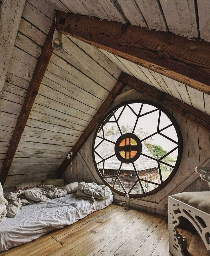 Room with a view in Poland 🌌 Holy moly! Sign me…