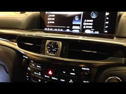 2016 LEXUS LX 570 Full Review Interior Exterior