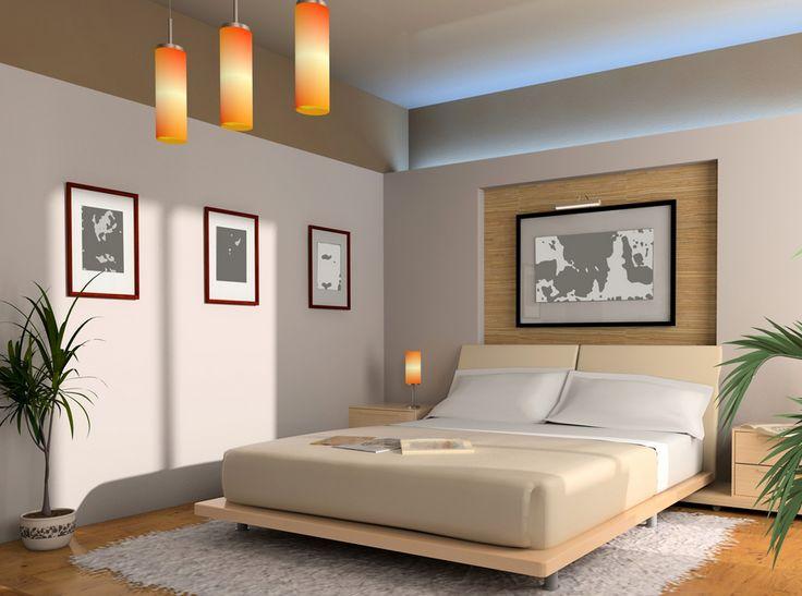 Bilder-fürs-schlafzimmer-Schlafzimmer-mit-einer-Mauer-von-Bildern-von-aufregenden