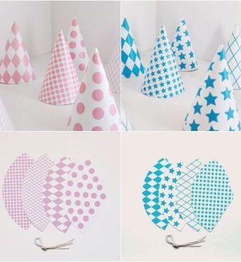 Sombreros Y Gorros Para Fiestas De Niños   Fiestas infantiles y cumpleaños de niños