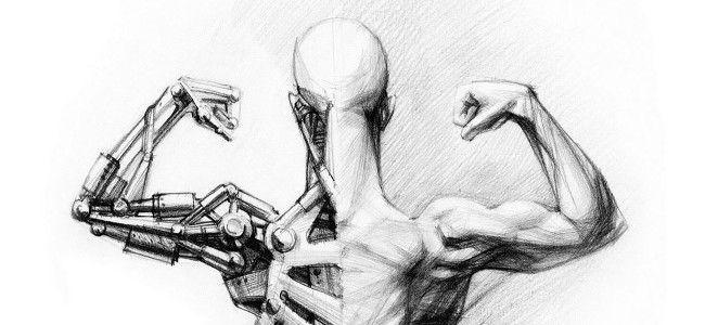 La cobotique plutôt que la robotique ? Ou le complexe de Steve Austin #transhumanisme