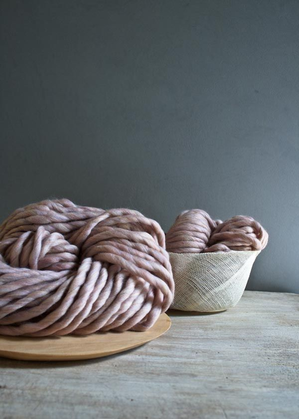 Introducing Purl Soho's Gentle Giant!