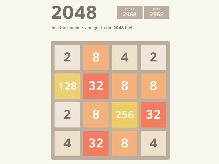 2048 game: How to play the addictive successor to Flappy Bird