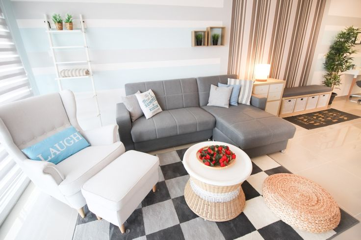 Fullt möblerad lägenhet på Cypern!  Upptäck de unika egenskaperna i denna superba lägenhet som är ute till försäljning i underbara Iskele/Famagusta på norra Cypern. Lägenheten ligger på första våningen och är i mycket hög klass. Lägenheten som vi vill uppmärksamma dig på är på 60 kvadratmeter med 11 kvadratmeter terass. Klicka foto för mer information.