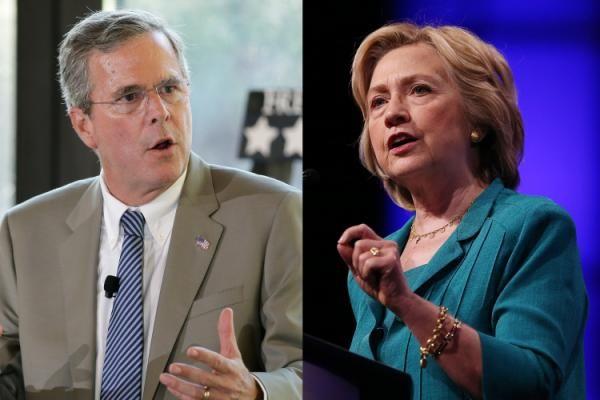 Clinton y Bush pelean sobre la salud de la mujer, pero comparten padrinos financieros | Pulso USA - Yahoo Noticias