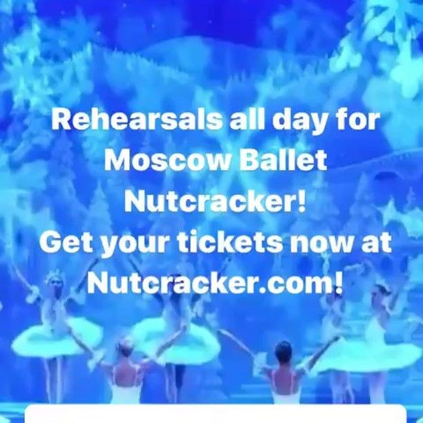 Get your tickets now for December 18th Philly Cast &  The Moscow Ballet Great Russian Nutcracker in Philadelphia December 18th at 7 pm !  Tickets at www.nutcracker.com @moscow_ballet @pspastudios #nutcracker #pspa #pspastudios #pspadancers #buckscounty #philly #philadelphia #phillydancers #dancers #pspadancersinbuckscounty #thepaschooloftheperformingarts #nutcrackerballet #holidayfun #christmas #nutcracker2017 #Pspastudios