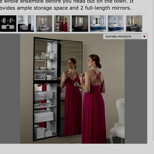 Dream Medicine Cabinet by Robern26 best Bathrooms images on Pinterest   Medicine cabinets  . Robern Bathroom Medicine Cabinets. Home Design Ideas