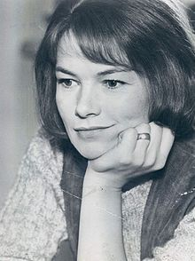 We honored Glenda Jackson in 1988. The former actress currently serves as a member of British Parliament.