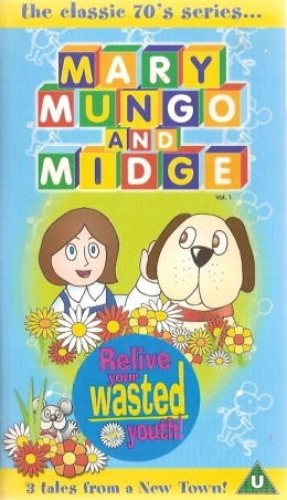Mary Mungo and Midge
