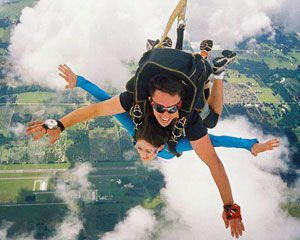 Skydiving in Tampa Florida   Skydive Orlando, Tampa Bay - 11,000ft Jump