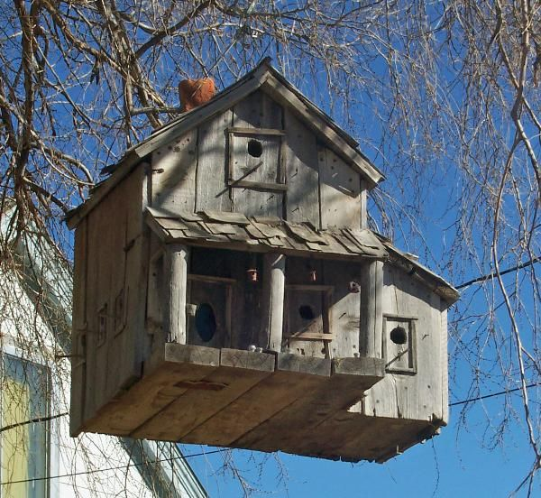 63 best images about birdhouses birdbaths bird feeders for Creative birdhouses
