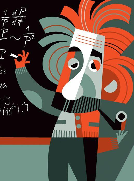 Einstein | por Pablo Lobato