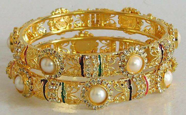 Bridal & Wedding Party Jewelry Engagement & Wedding Obliging Traditional Goldtone Acrylic Stone 2pc Necklace Set Women Wedding Jewellery