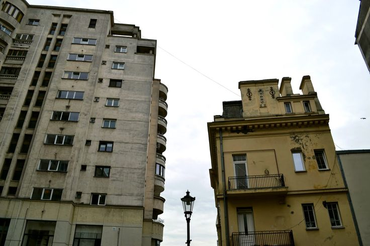 Charming Bucharest: High