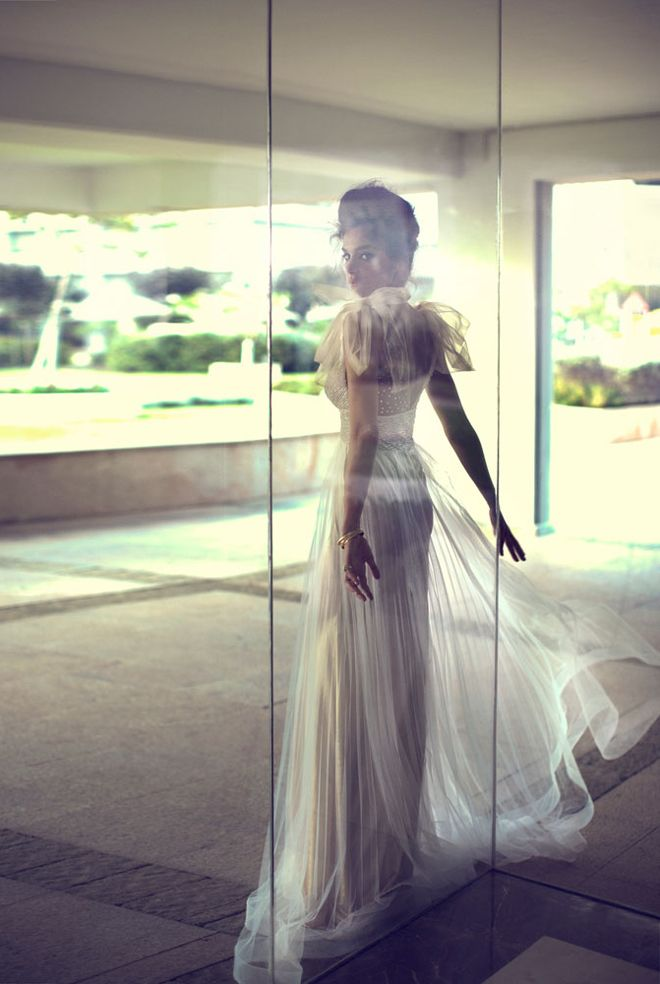 Zahavit Tshuba Wedding Gowns + My Dress of the Week – Casamento/Wedding