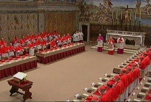 Lessons on Pope Benedict and Papal Conclave
