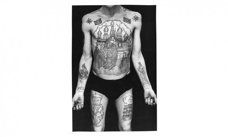 """Educazione siberiana, il tatuaggio """"criminale"""" russo"""