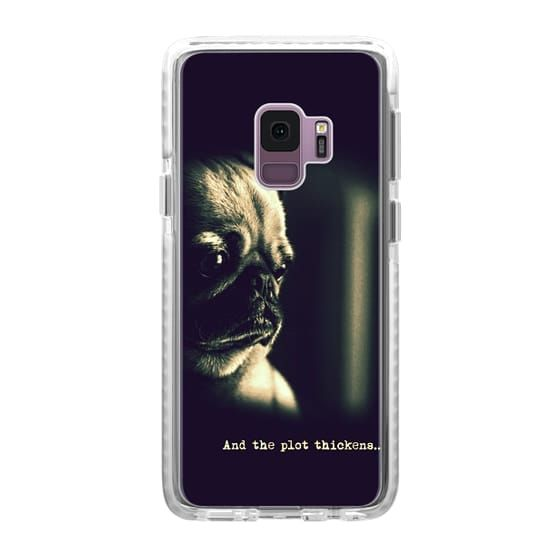 pug samsung galaxy s9 case