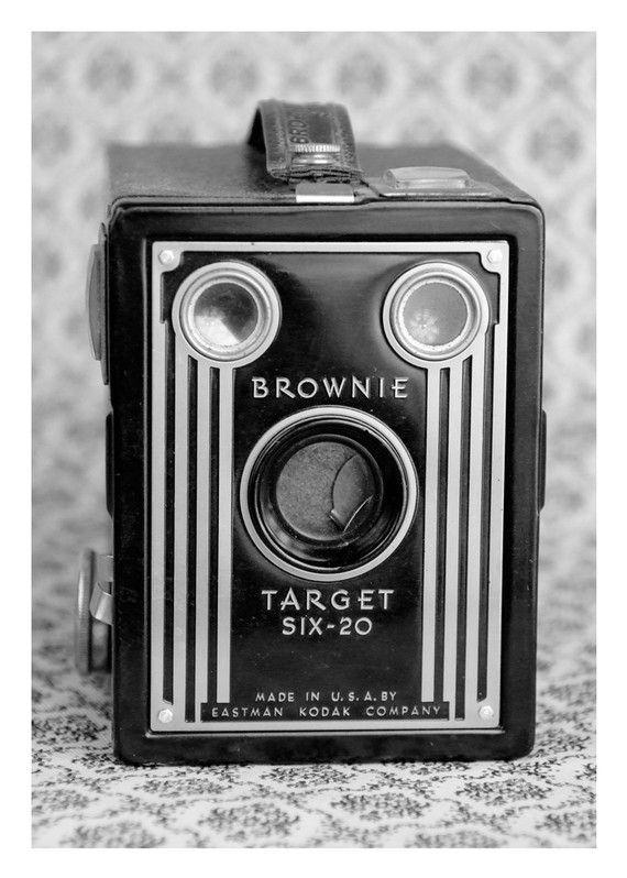 Brownie Target Six 20 #camera