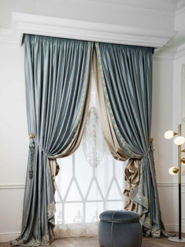 Pattern For Homemade Curtains And How To Make Your Own Curtains
