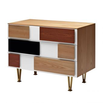 Chest of drawers D.655.2 Molteni&C - design Gio Ponti  for sale on line by clicking here http://goo.gl/vBrRqL