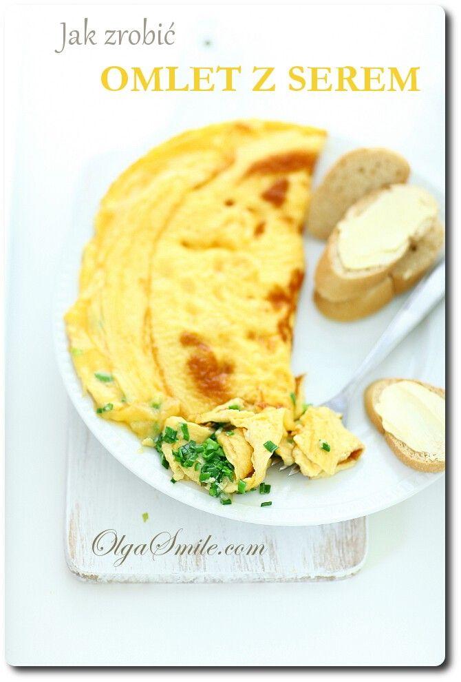 Jak zrobić omlet z serem