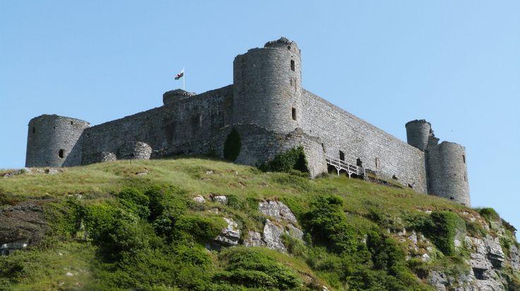 En Gales sólo hay castillos: una ruta por el «anillo de hierro» del rey Eduardo I.