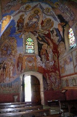 Chapelle de Treize Pierres. Villefranche-de-Rouerges. Aveyron
