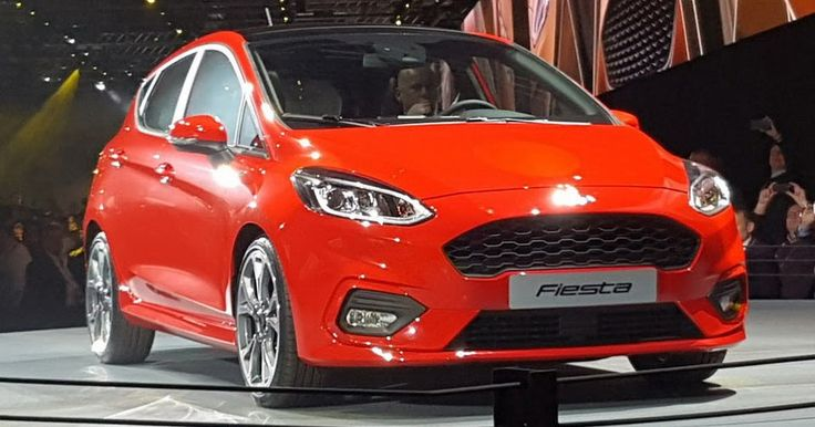 New Ford Fiesta Enters Production In Europe #Ford #Ford_Fiesta