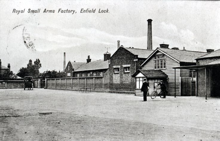 Royal Small Arms Factory, Enfield, London