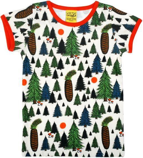 Short Sleeve Top - Pine
