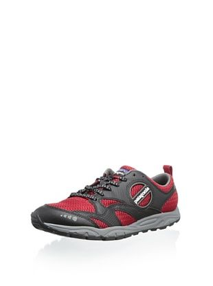 40% OFF Patagonia Men's Evermore Trail Running Shoe (Black/Red Delicious)