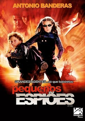 Watch Spy Kids Full Movie Streaming HD