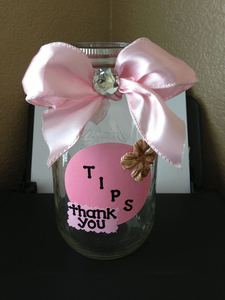 40 Best Tip Jars Images On Pinterest Funny Tip Jars Donation Jars Magnificent Tip Jar Decorating Ideas