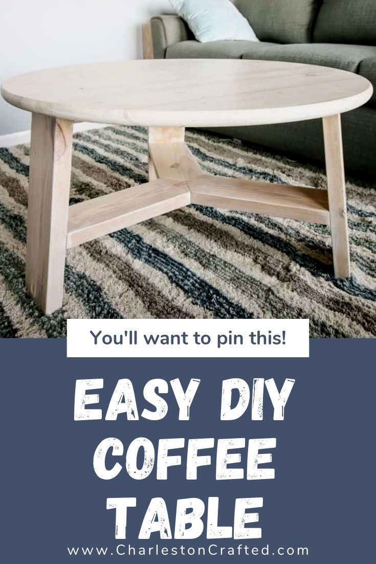 How To Build An Easy Modern Diy Coffee Table Diy Coffee Table Coffee Table Plans Diy Furniture Easy [ 1102 x 735 Pixel ]