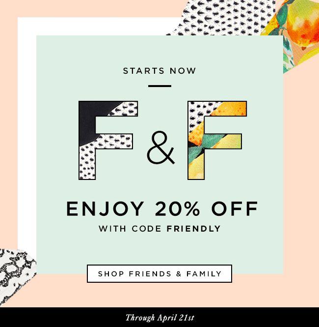 Shop The Loeffler Randall Friends & Family Event 20% Off Sitewide at www.LoefflerRandall.com — Designspiration