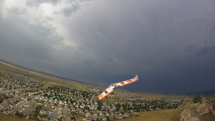 FPV Wing In Flight - First-person view (radio control) - Wikipedia, the free encyclopedia