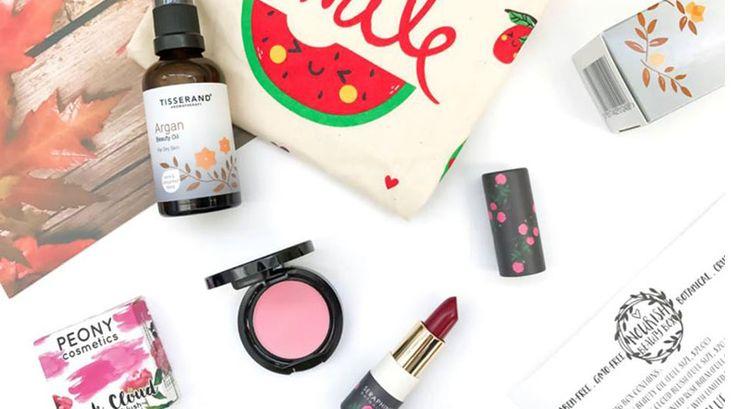 Nourish Beauty Box Octubre 2016