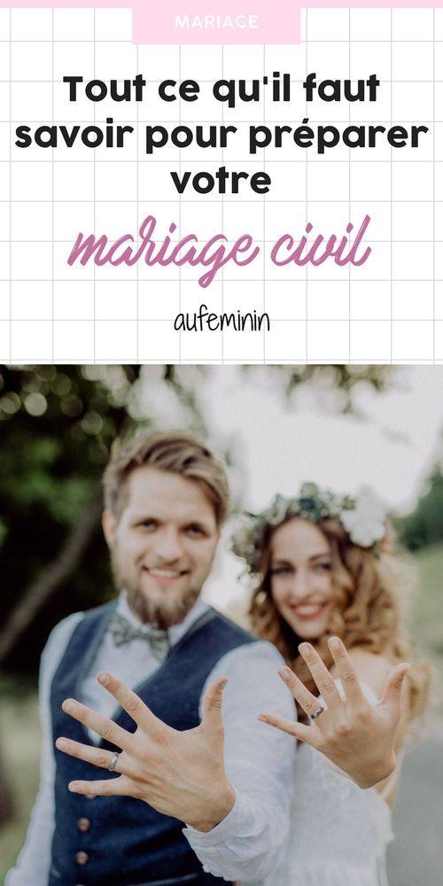 Deroulement Mariage Civil Nos Conseils Pour Preparer Votre Mariage