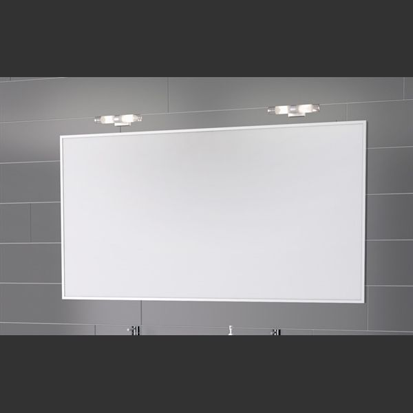 107130  7034779 VikingBad IDA 150 Speil Mål: 150 x 80 x 5cm