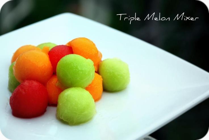 Melon Mixer