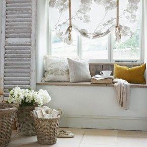 Love makes a house a (happy) home: Nieuw project: een zit-vensterbank / raambank