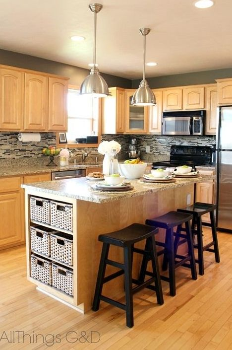 best 10+ maple kitchen ideas on pinterest | maple kitchen cabinets