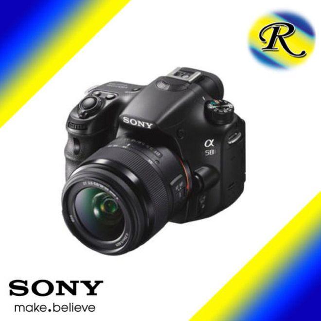 SLT Sony Alpha 58 A58 + 18-55 II 20 mpx Full HD  NUOVA GARANZIA ITALIANA SONY ☆