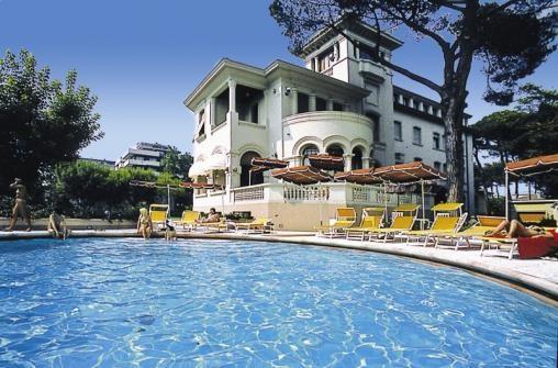 Hotel de la Ville -Riccione, Italy