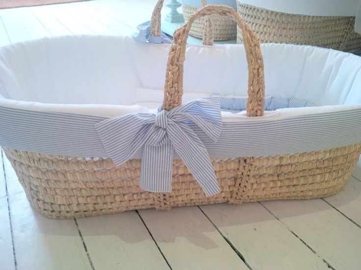 Piccoli & Co. our lovely moses basket.