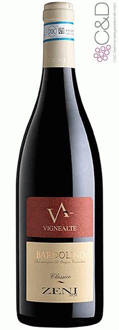 Folgen Sie diesem Link für mehr Details über den Wein: http://www.c-und-d.de/Veneto/Bardolino-Classico-Vigne-Alte-2015-Zeni_71895.html?utm_source=71895&utm_medium=Link&utm_campaign=Pinterest&actid=453&refid=43   #wine #redwine #wein #rotwein #veneto #italien #71895