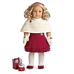 Christmas dresses american girl dolls and royal wedding dresses