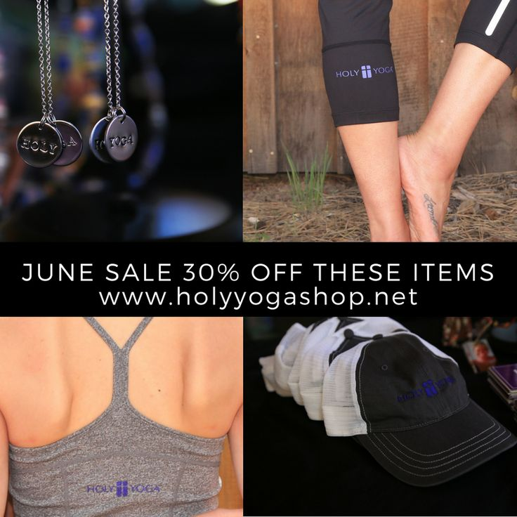 Summer essentials on sale in the shop! 30% off on these items. No code needed...price reflects the discount. www.holyyogashop.com #summervibes #summerhard * * * #holyyoga #yoga #yogapractice #yogapose #yogadaily #christianyoga #christian #yogahealth #fait
