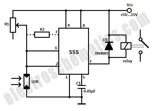 basic electronics relay